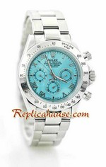 Rolex Replica Daytona Silver Watch 10<font color=red>������Ǥ���</font>