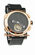 Romain Jerome Tourbillon Replica Watch 01<font color=red>หมดชั่วคราว</font>