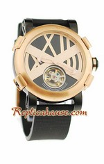 Romain Jerome Tourbillon Replica Watch 02<font color=red>หมดชั่วคราว</font>
