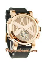 Romain Jerome Tourbillon Replica Watch 03<font color=red>หมดชั่วคราว</font>