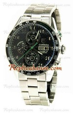 Tag Heuer Carrera Calibre 16 DayDate Japanese Watch 02