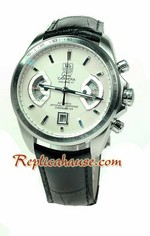 Tag Heuer Grand Carrera Calibre 17 Swiss Replica Watch 01