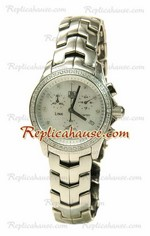 Tag Heuer Link Ladies Watch 17