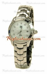 Tag Heuer Link Ladies Watch 20