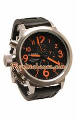U-Boat Flightdeck Replica Watch 19