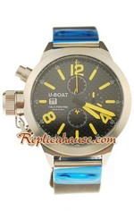 U-Boat Flightdeck Replica Watch 05