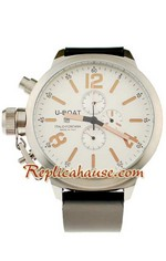 U-Boat Flightdeck Replica Watch 10