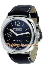 Panerai Radiomir Black Seal 2012 Watch 1