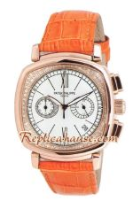 Patek Philippe Ladies Relojes First Chronograph 2012 Watch 04