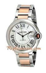 Cartier Ballon Stainless Steel Case Diameter 2012 Watches 4