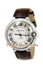 Cartier Ballon Stainless Steel Case Diameter 2012 Watches 7