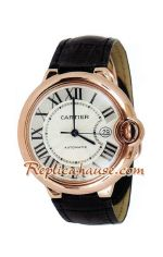 Cartier Ballon Stainless Steel Case Diameter 2012 Watches 10