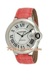 Cartier Ballon Stainless Steel Case Diameter 2012 Watches 12