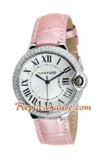 Cartier Ballon Bleu Extra-Large Chronograph 2012 Watches 2