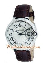 Cartier Ballon Bleu Extra-Large Chronograph 2012 Watches 3