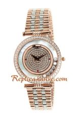 Chopard Happy Diamonds Ladies 2012 Replica Watch 6