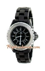 Chanel J12 Authentic Ceramic Lady Watch 8