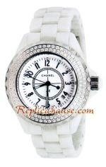 Chanel J12 Authentic Ceramic Watch 7