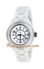 Chanel J12 Authentic Ceramic Lady Watch 7