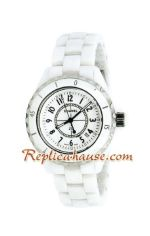 Chanel J12 Authentic Ceramic Lady Watch 1