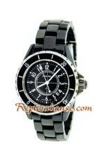 Chanel J12 Authentic Ceramic Lady Watch 2