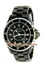 Chanel J12 Authentic Ceramic Watch 4