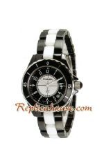 Chanel J12 Authentic Ceramic Lady Watch 6