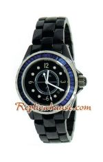 Chanel J12 Jewelry Authentic Ceramic Lady Watch 2