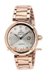 Omega Ladymatic 2012 Watch 02