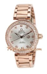 Omega Ladymatic 2012 Watch 04