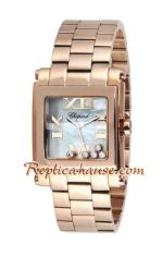 Chopard Ladies Happy Sport 2012 Replica Watch 8