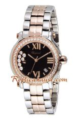 Chopard Ladies Happy Sport 2012 Replica Watch 12