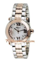 Chopard Ladies Happy Sport 2012 Replica Watch 15
