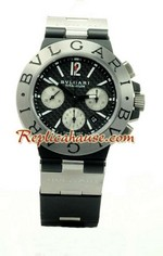 Bvlgari Scuba Titanium Swiss Watch 02