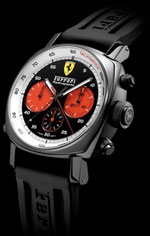 Ferrari Chronograph Quartz Replica Watch 01