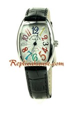 Franck Muller Crazy Color Dreams Ladies 15