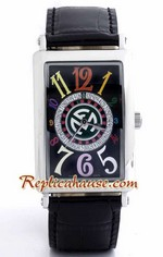 Franck Muller Long Island Roulette Replica Watch 03