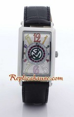Franck Muller Long Island Roulette Replica Watch 01