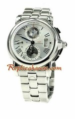 Mont Blanc Star GMT 100th Anniversary Swiss Replica Watch 01