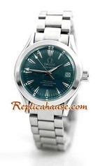 Omega Seamaster Ladies Replica Watch 5