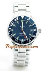 Omega Seamaster Ladies Replica Watch 2