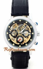 Patek Philippe Skeleton Replica Watch 2