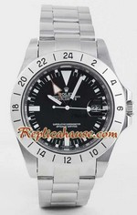 Rolex Explorer II Black Face 2