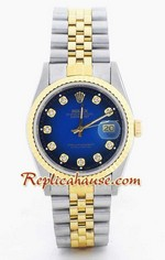 Rolex DateJust - Two-tone - Swiss Watch 4