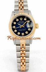 Rolex Replica Swiss Datejust Ladies Watch 21