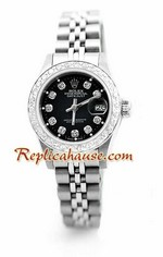 Rolex Replica Swiss Datejust Ladies Watch 9