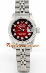 Rolex Replica Swiss Datejust Ladies Watch 7