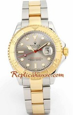 Rolex Replica Yachtmaster Swiss Mens Watch 5