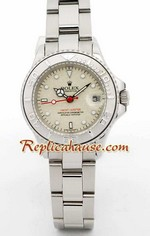 Rolex Replica Yacht Master Swiss Ladies Watch 02
