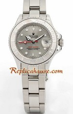 Rolex Replica Yacht Master Swiss Ladies Watch 01